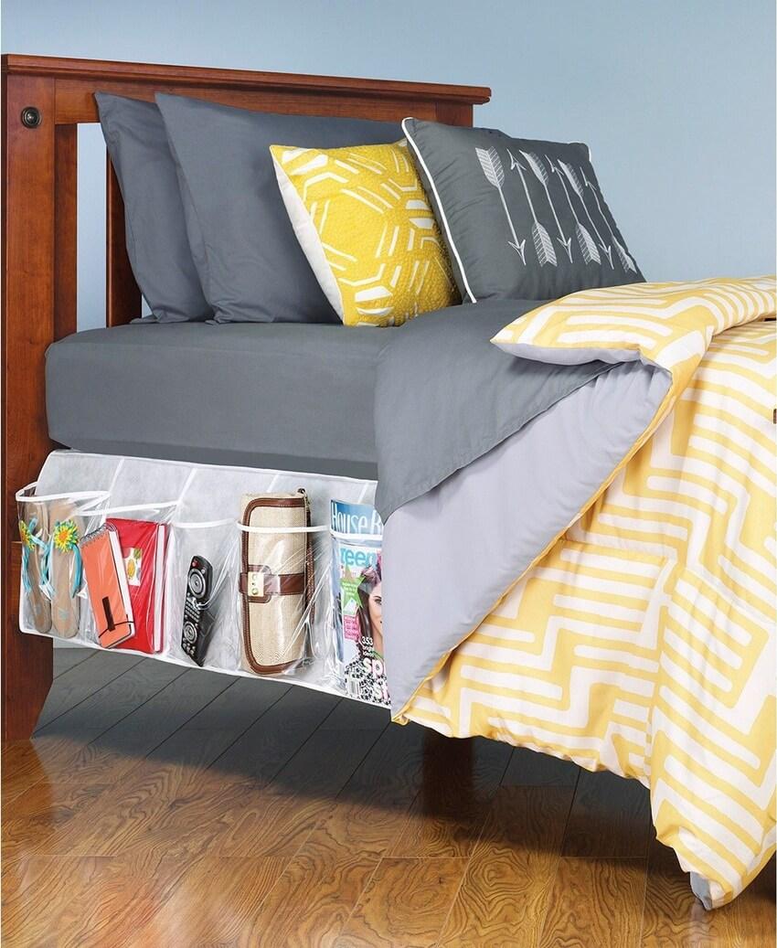 хранение вещей в спальне фото 5