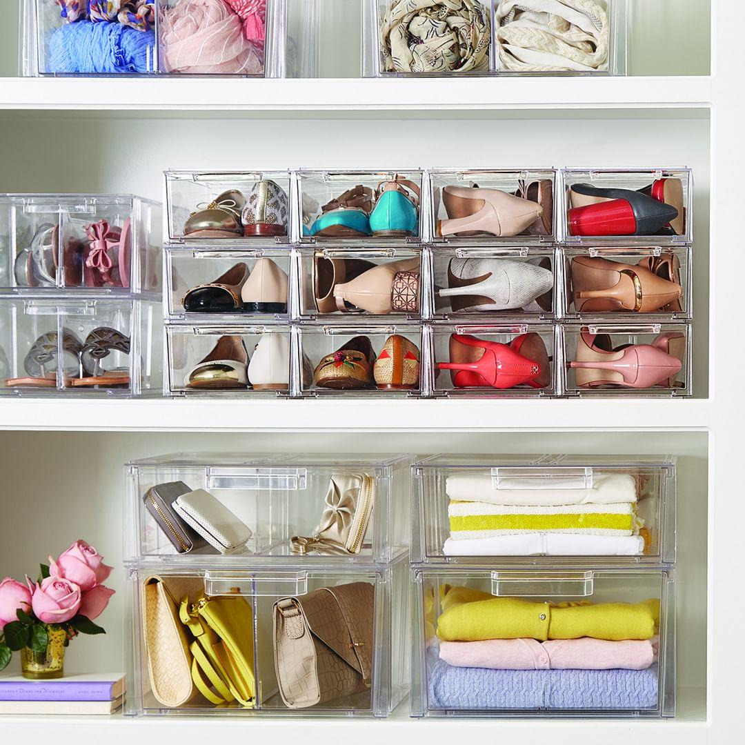 организация пространства для хранения вещей фото 13
