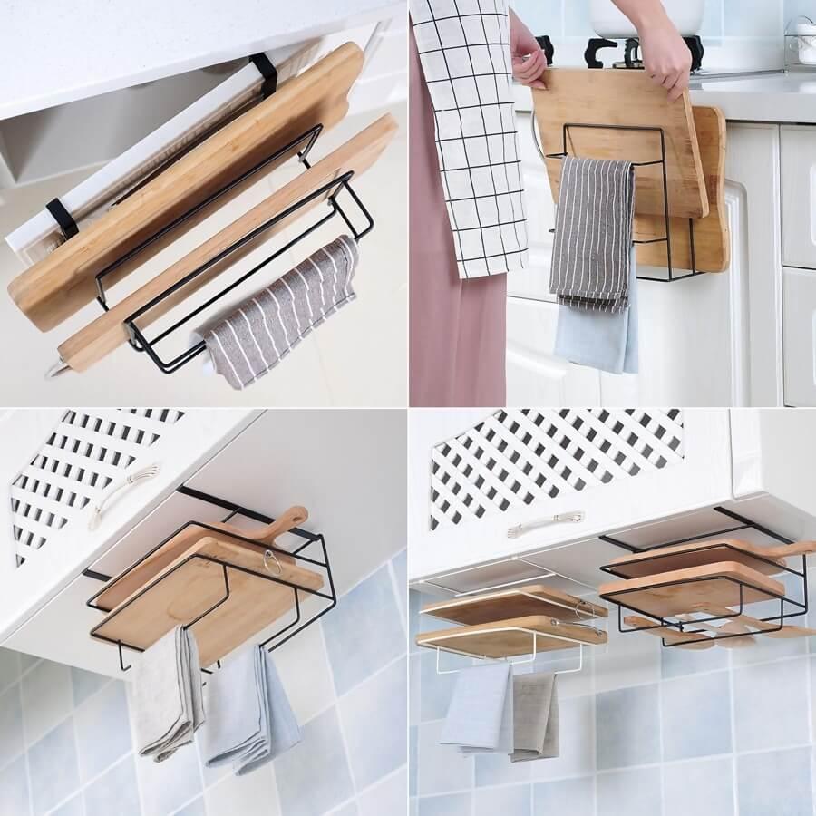 хранение кухонной утвари фото 4