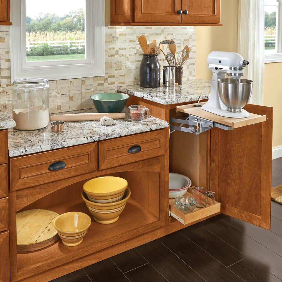 шкафы для хранения кухонной утвари фото 8