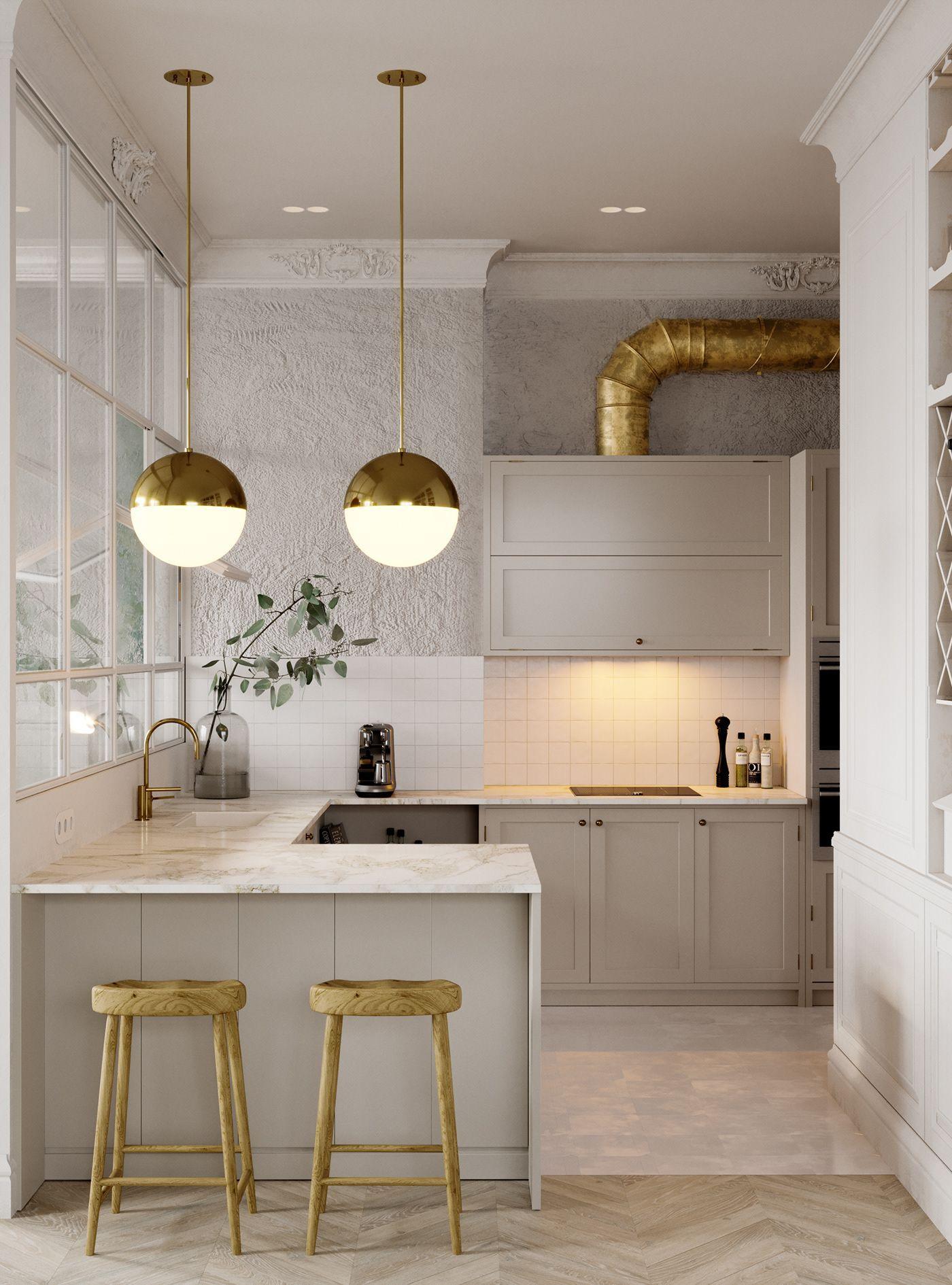 Дизайн кухонной мебели фото 7