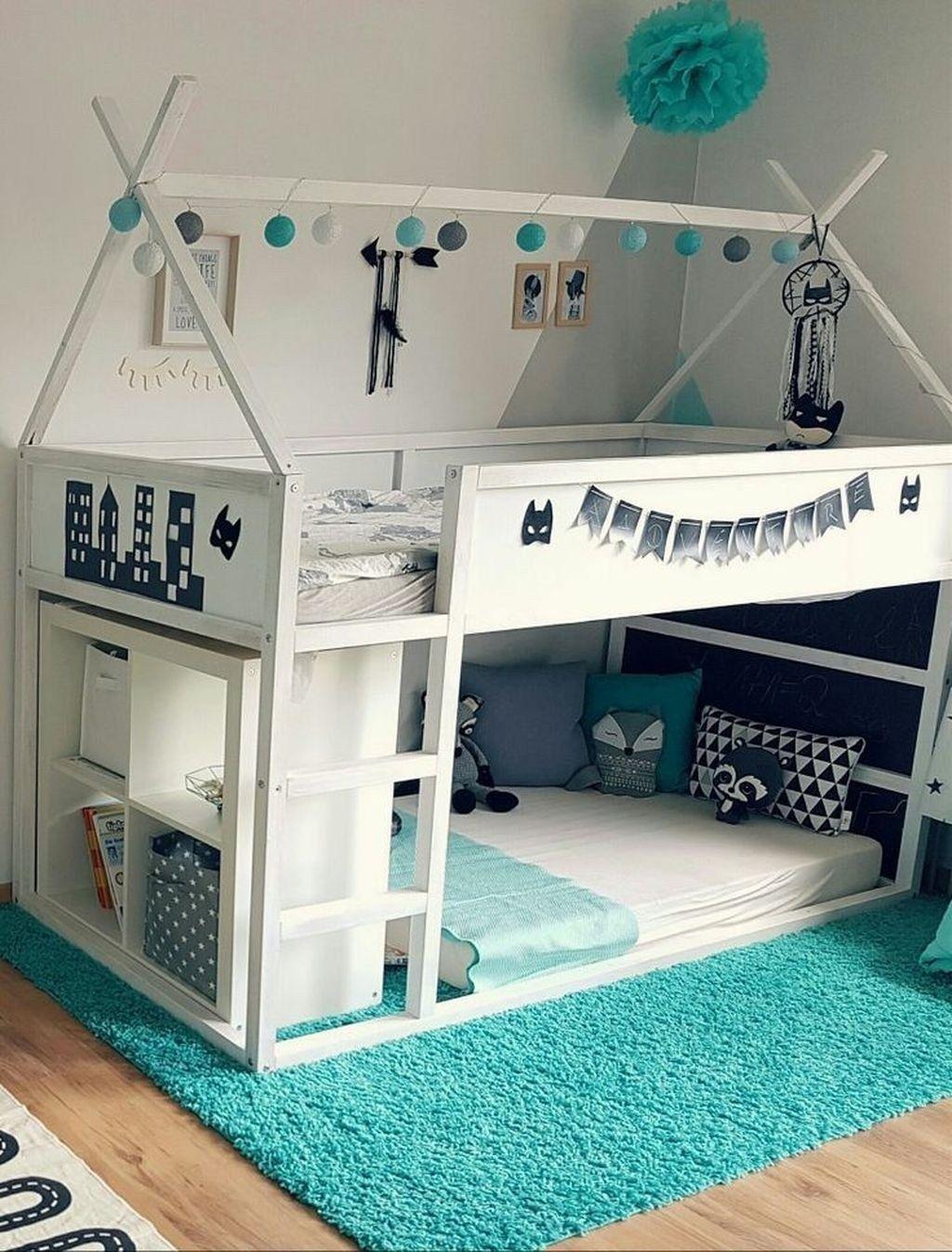 необычные детские комнаты фото 7