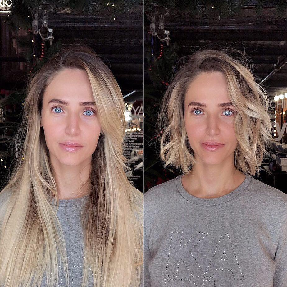 Прически на каждый день 2020 для женщин после 30 лет фото 5