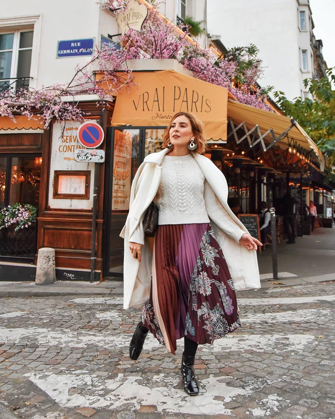 модные луки зимы 2020 для женщин 40-50 лет фото 6
