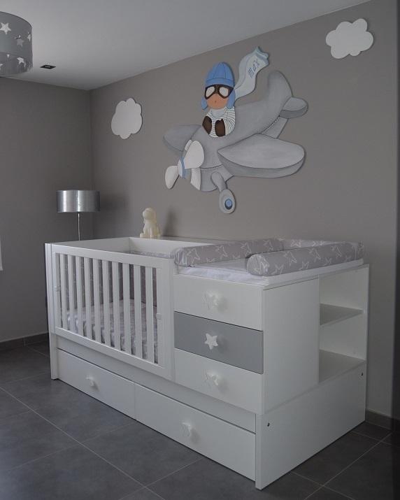 Дизайн интерьера детской комнаты фото 21