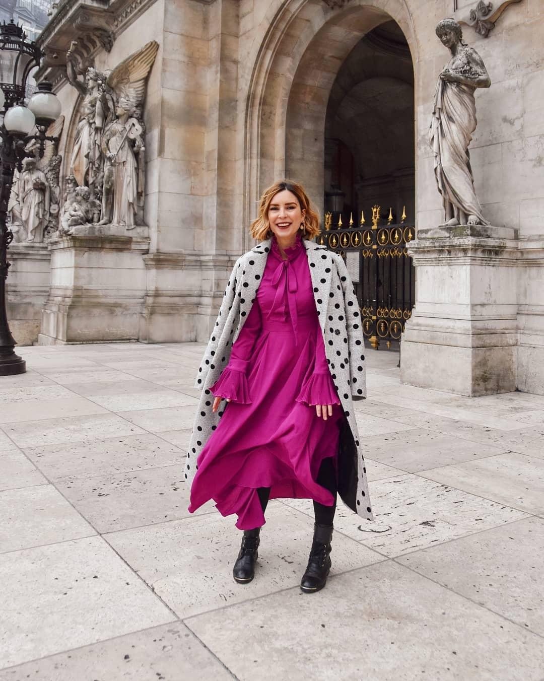 модные луки зимы 2020 для женщин 40-50 лет фото 12