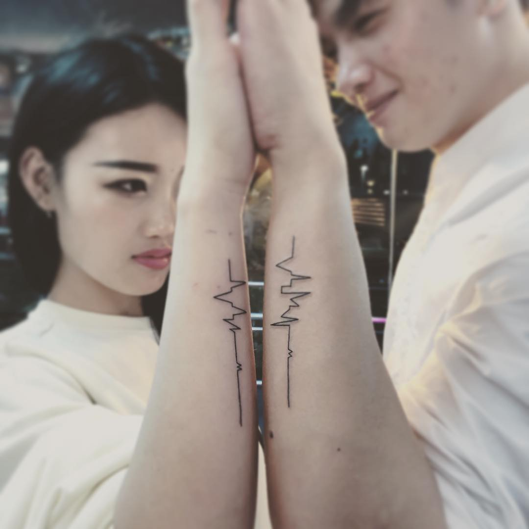романтичные идеи татуировок фото 10
