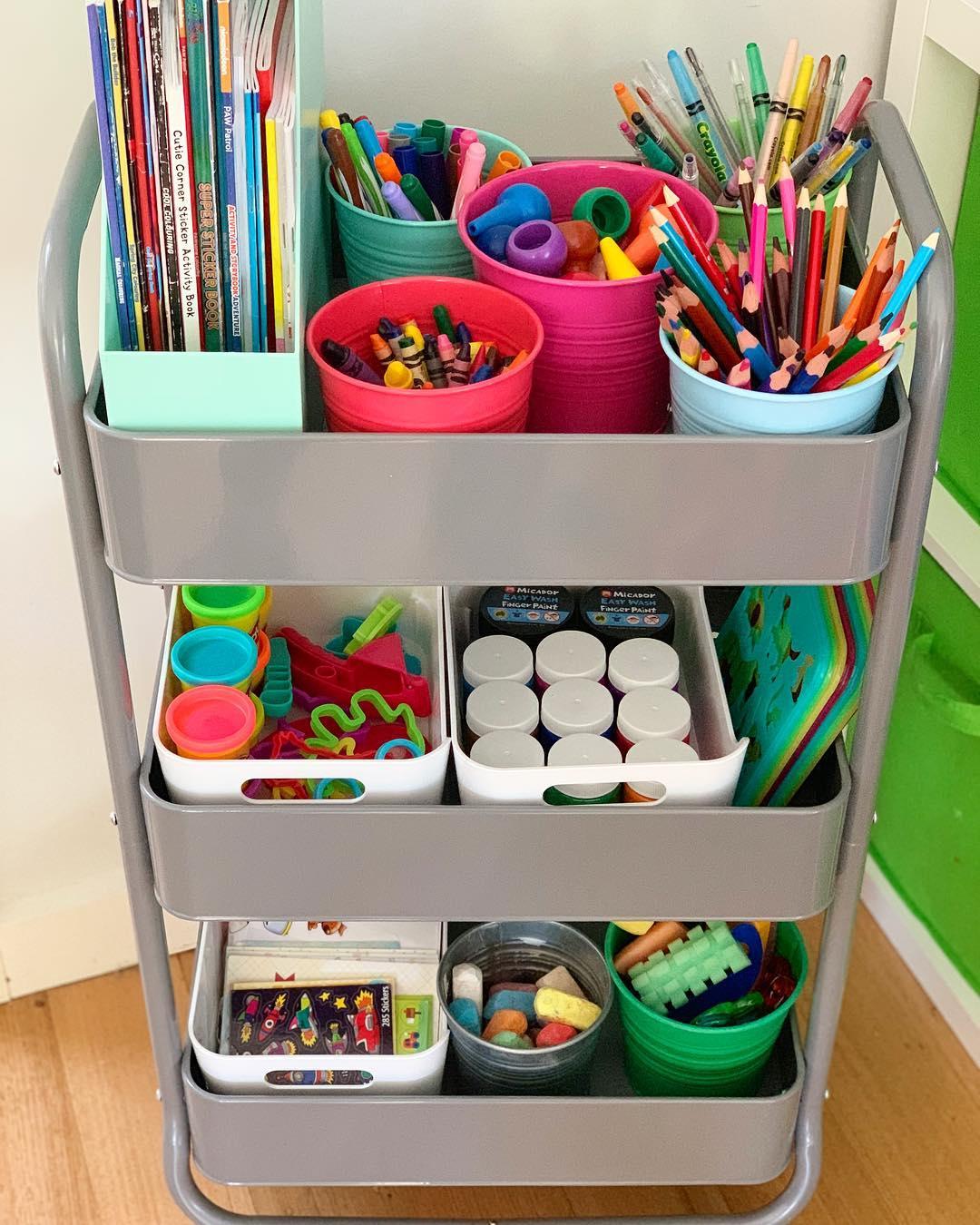 организация пространства для хранения вещей фото 4
