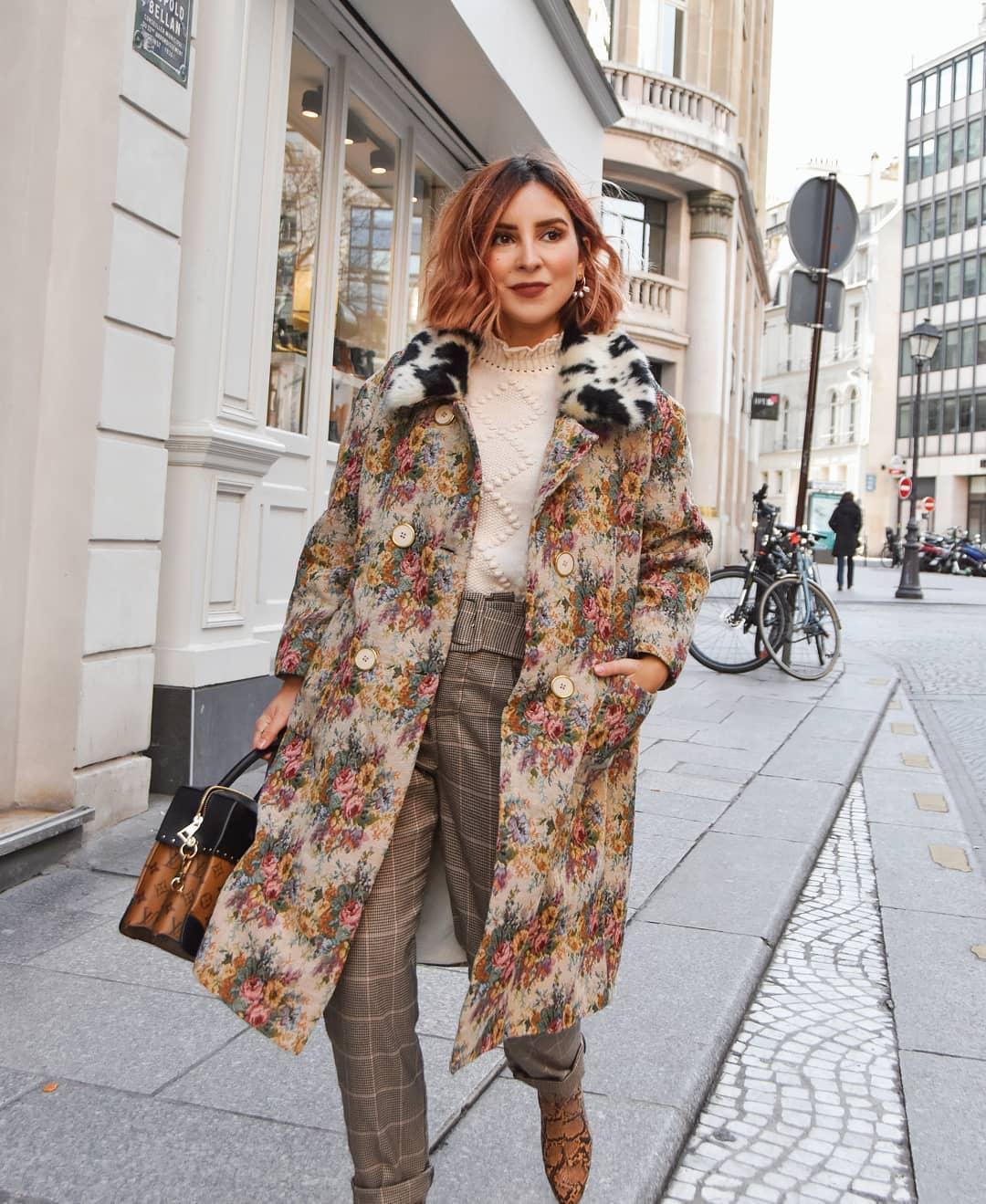 модные луки зимы 2020 для женщин 40-50 лет фото 14