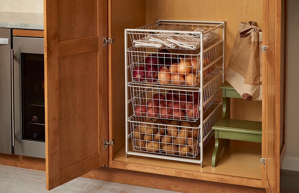 хранение кухонной утвари фото 6
