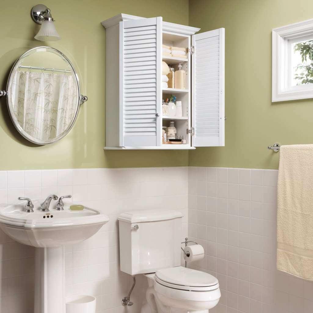 Способы преображения интерьера ванной комнаты фото 5