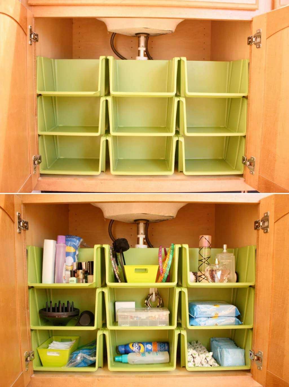 Советы по организации пространства в ванной комнате фото 3