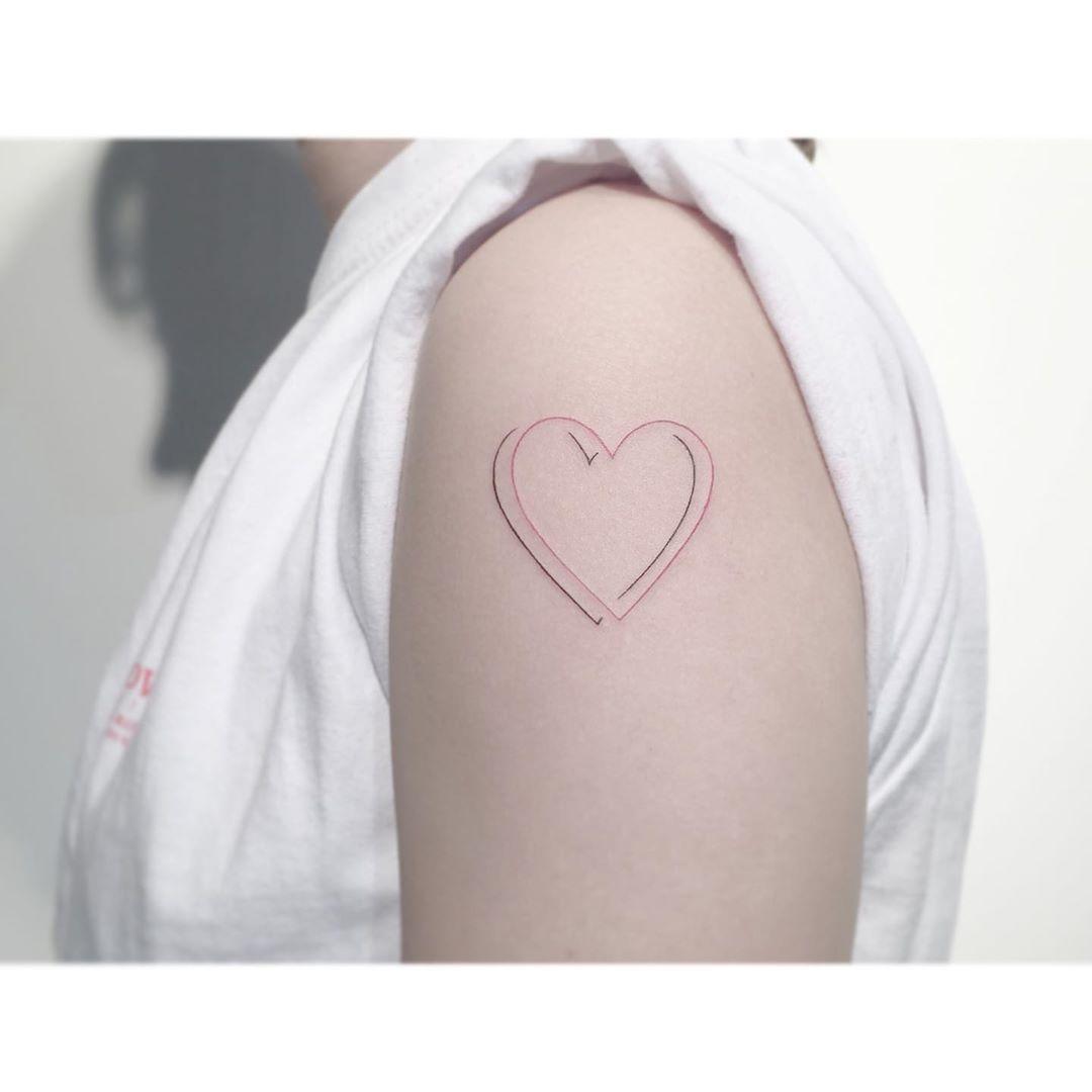 романтичные идеи татуировок фото 3