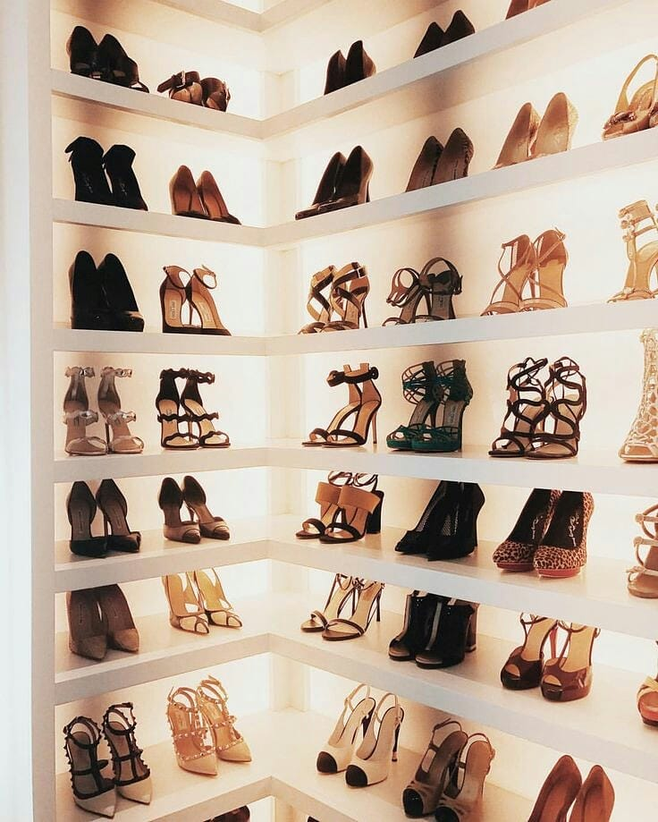 Где хранить обувь фото 6