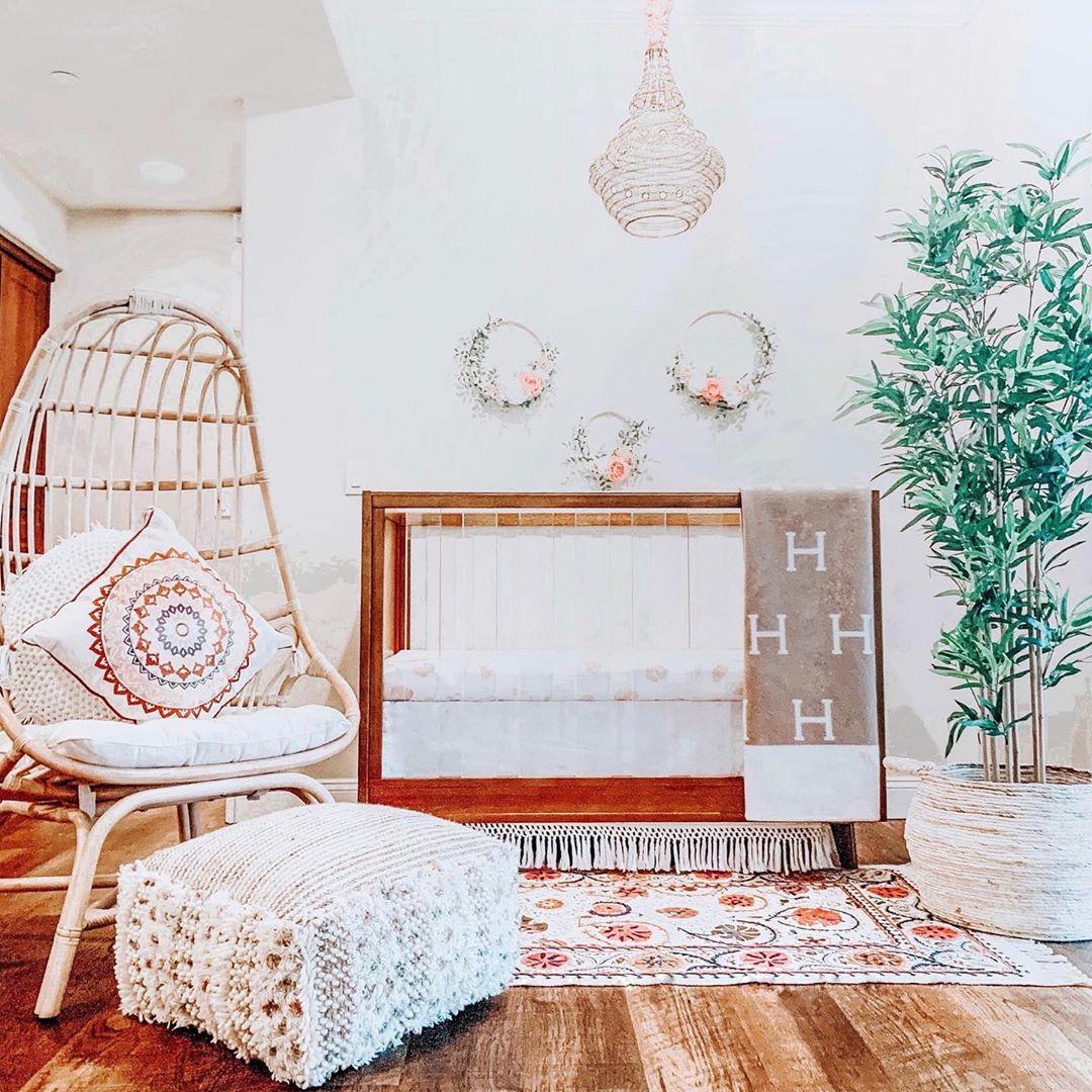 Дизайн интерьера детской комнаты фото 6