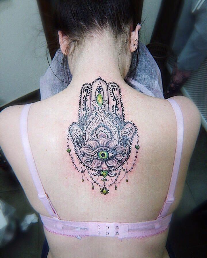 Татуировки-обереги от любого зла фото 25
