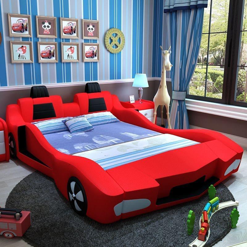 Самые необычные кровати фото 12
