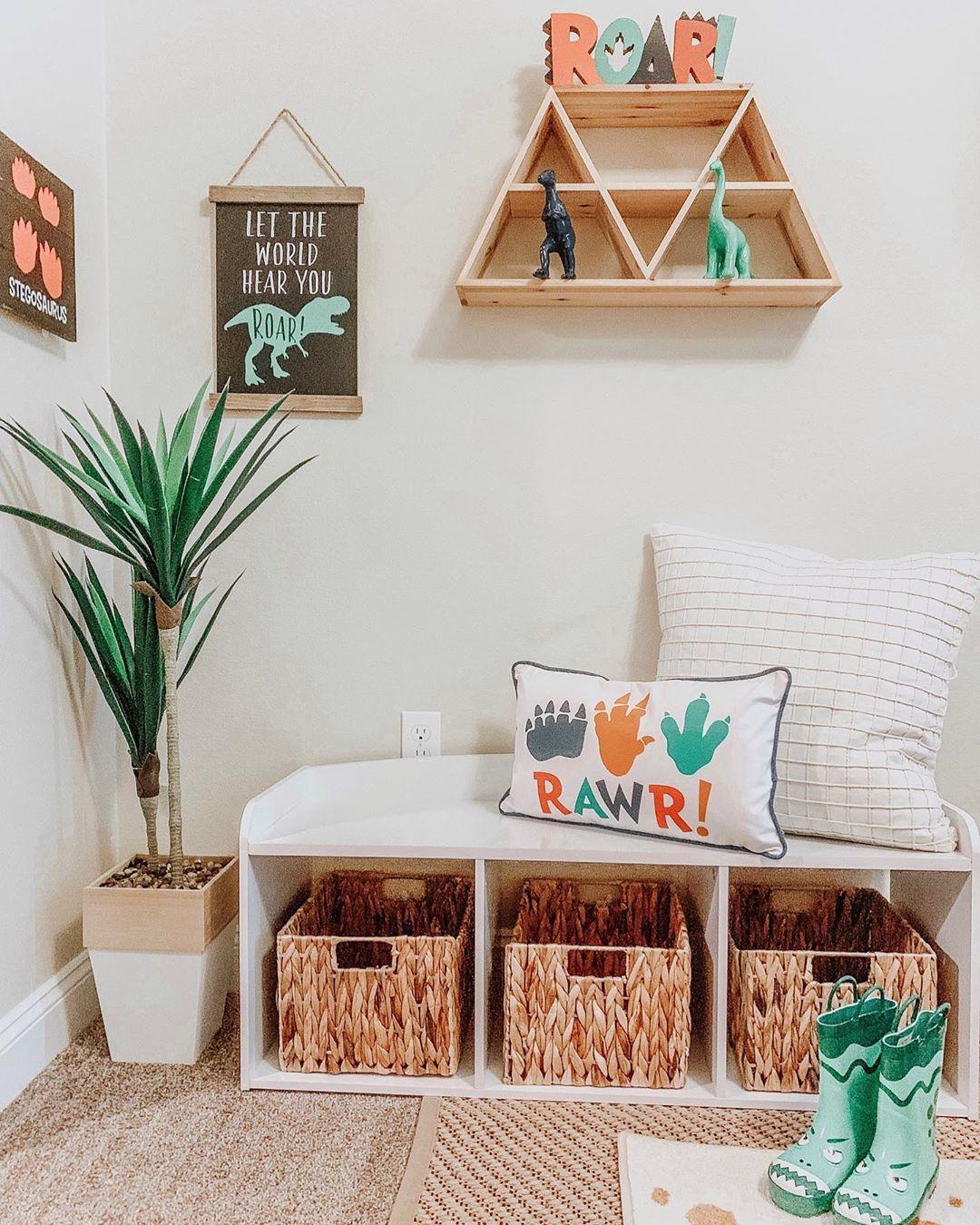 Дизайн интерьера детской комнаты фото 7