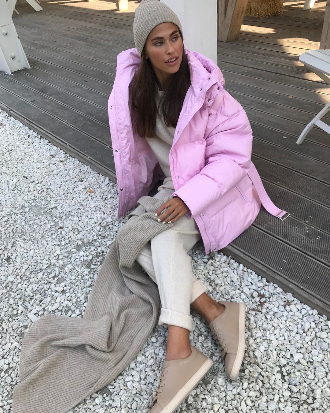 Зимняя одежда 2020 фото 4