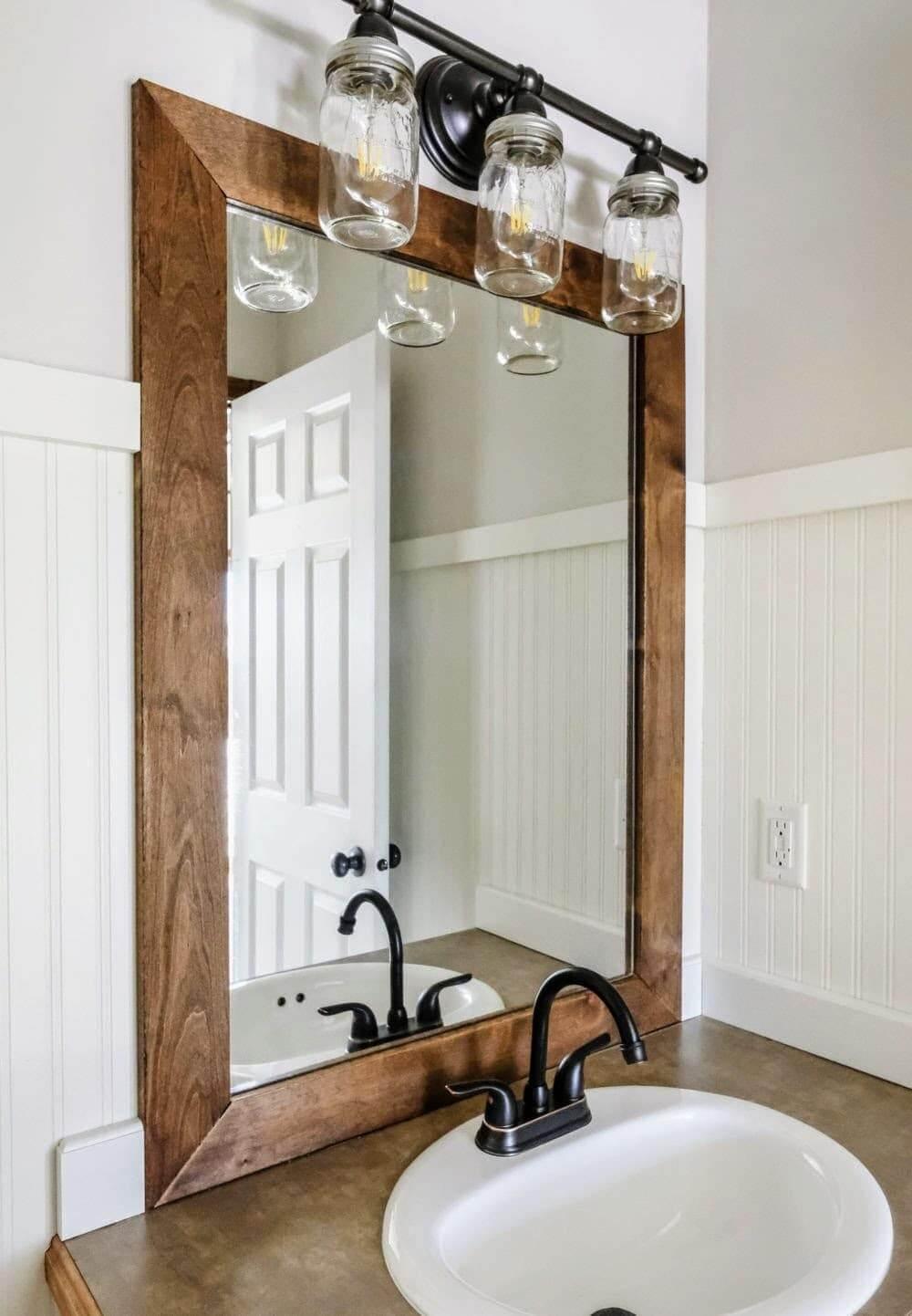 Способы преображения интерьера ванной комнаты фото 6