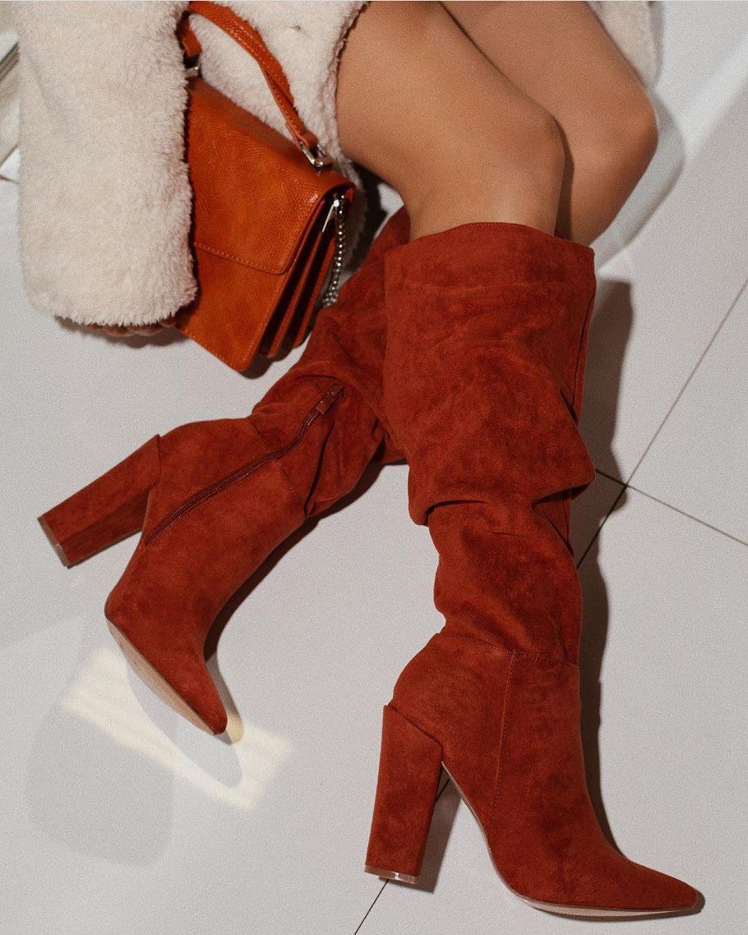 Зимняя женская обувь 2020 фото 2