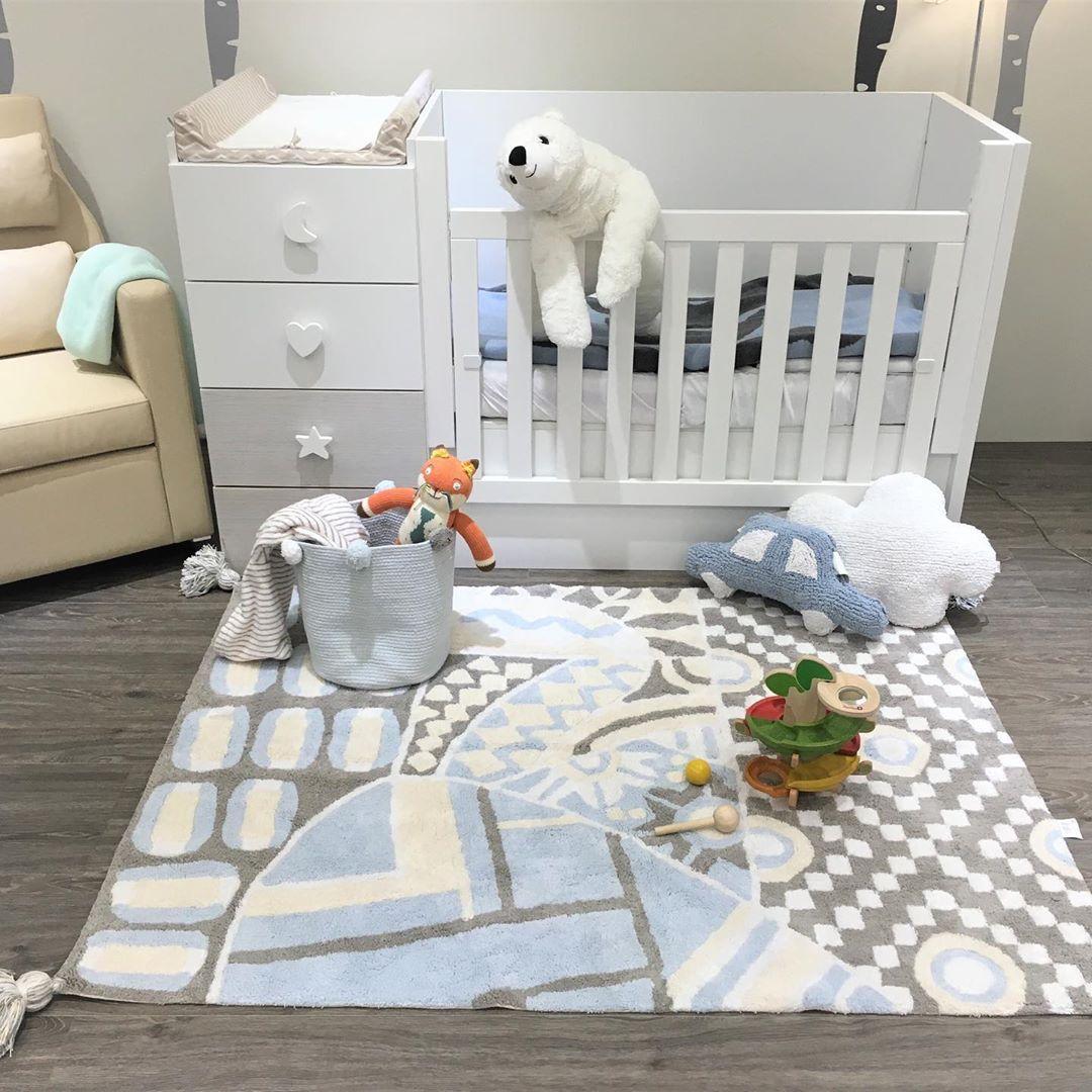 Дизайн интерьера детской комнаты фото 22