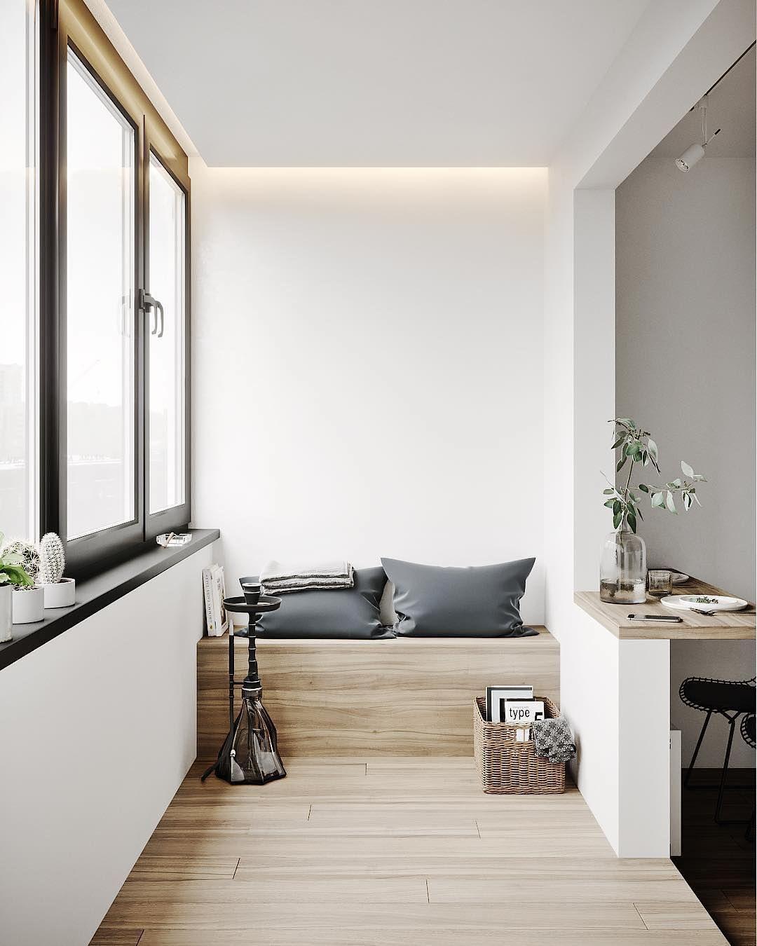дизайн интерьера балкона фото 6