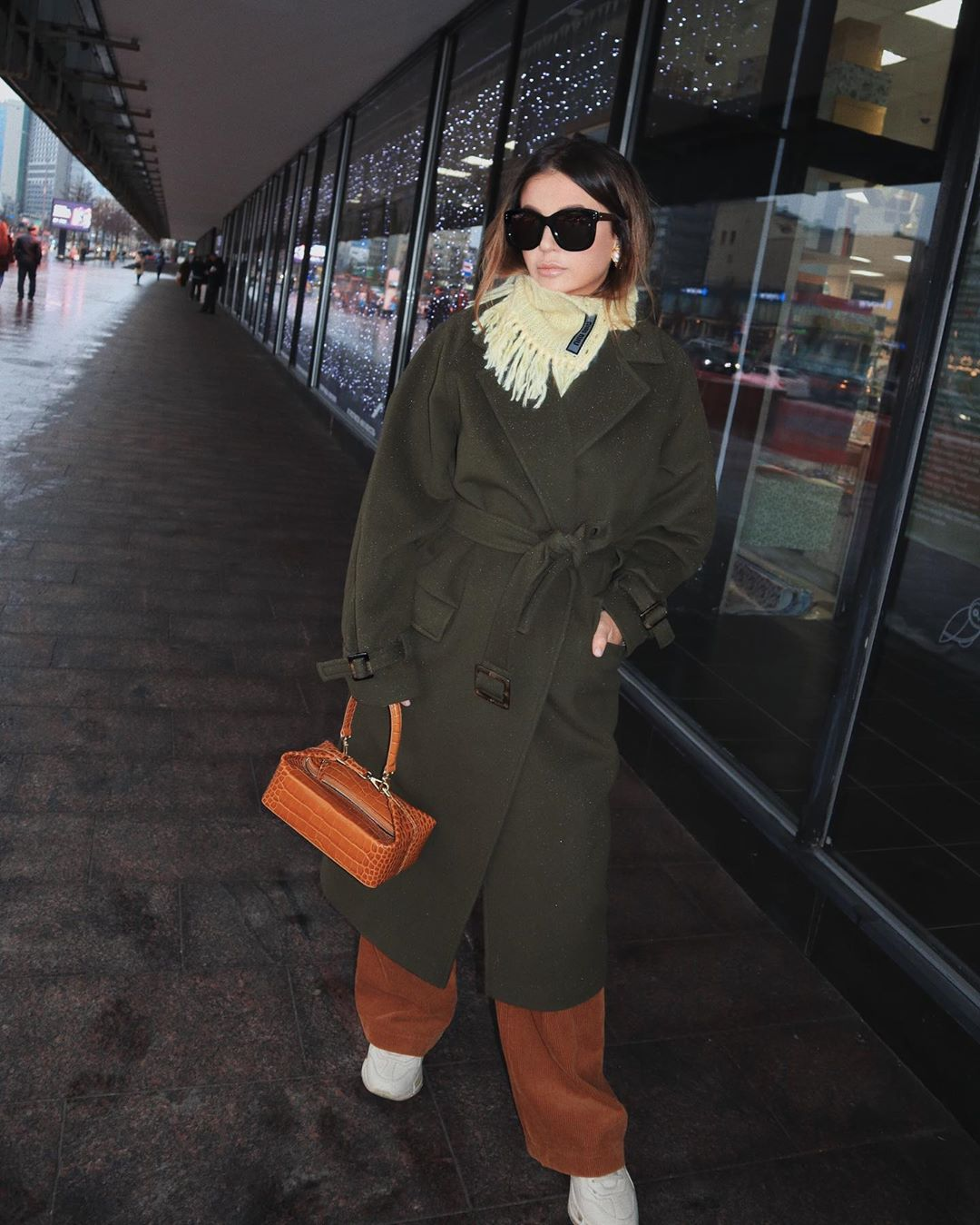 Зимнее пальто 2020 фото 5