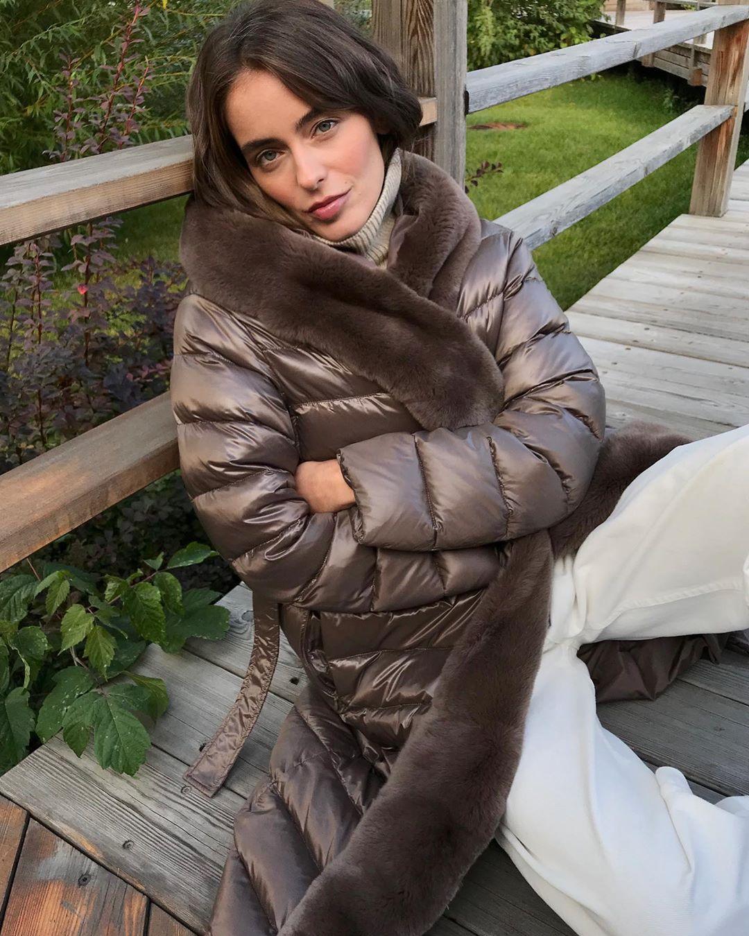 модные зимние образы на каждый день фото 10