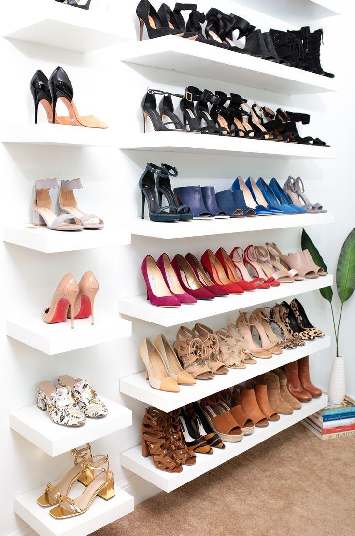 Где хранить обувь фото 7
