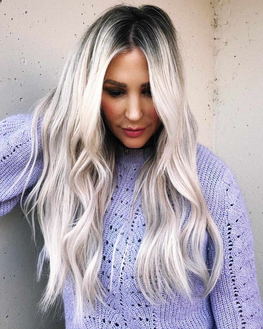 модный цвет волос 2020 фото 8