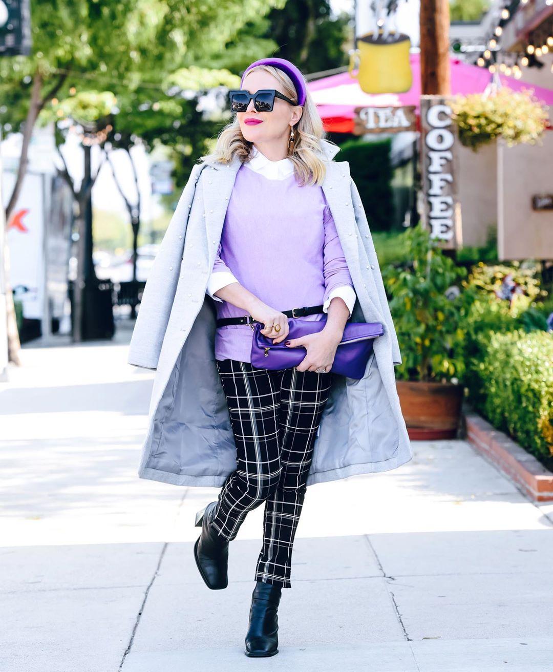 модные луки зимы 2020 для женщин 40-50 лет фото 3