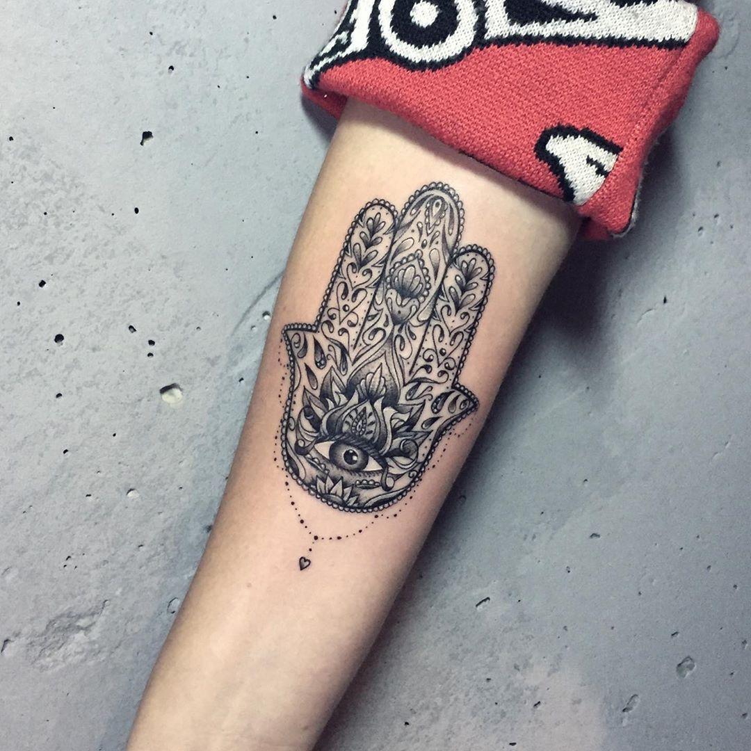 Татуировки-обереги от любого зла фото 28
