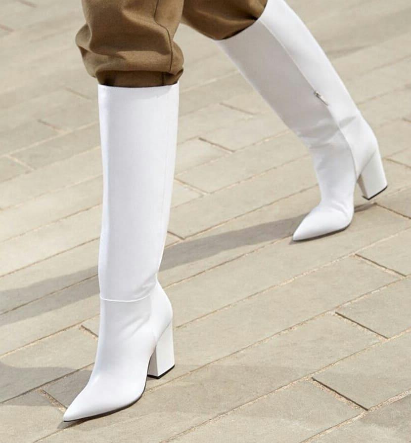 Зимняя женская обувь 2020 фото 16