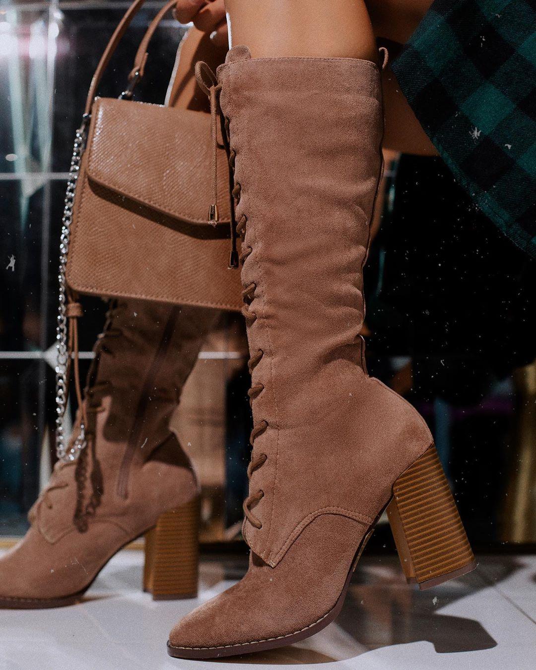 Зимняя женская обувь 2020 фото 6