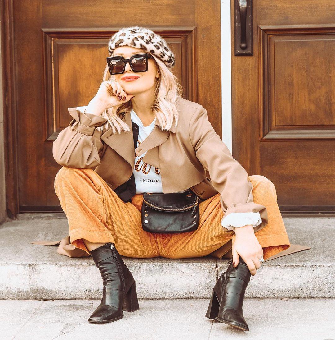 модные луки зимы 2020 для женщин 40-50 лет фото 5