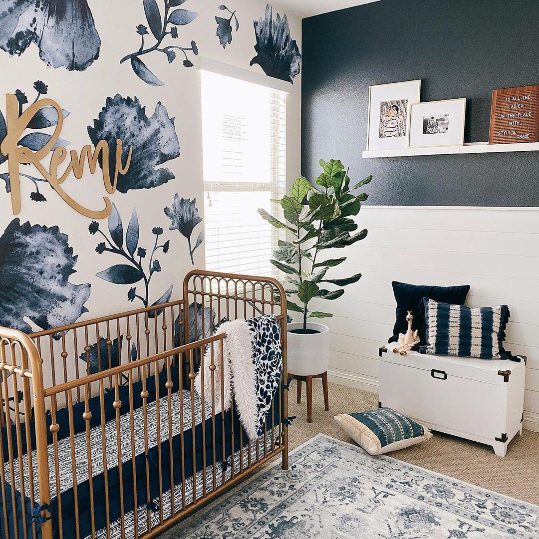 Дизайн интерьера детской комнаты фото 9
