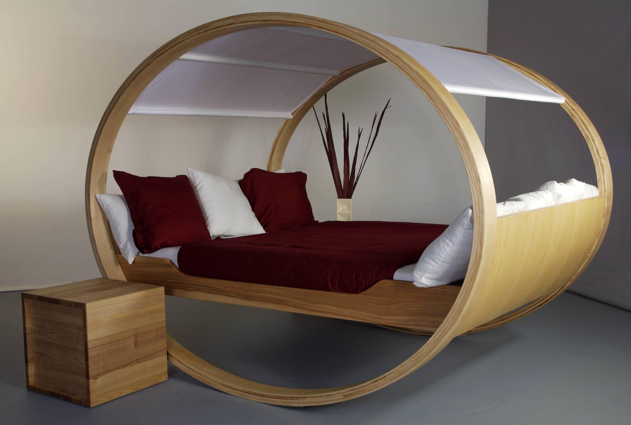 Самые необычные кровати фото 11