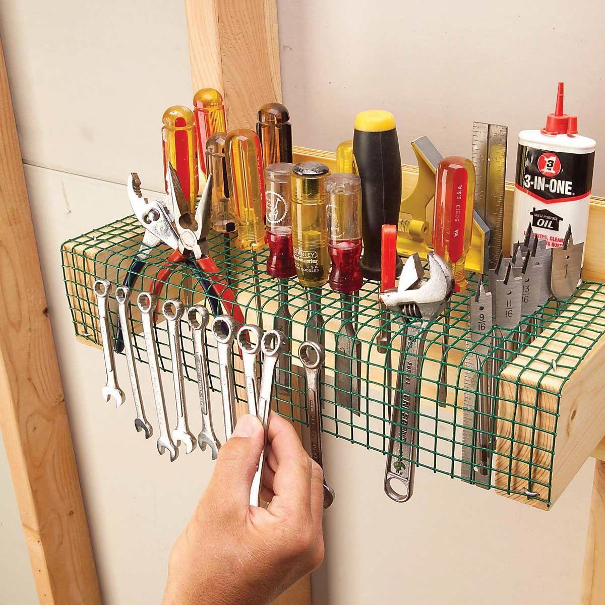 Организация инструментов фото 3
