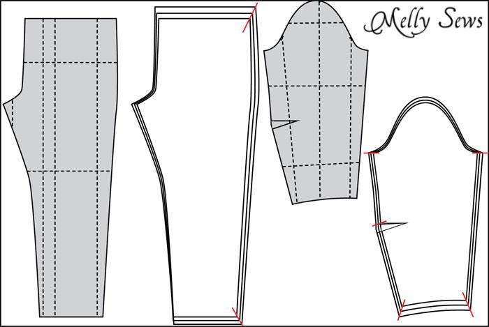 Шитьё: лайфхаки и трюки фото 4