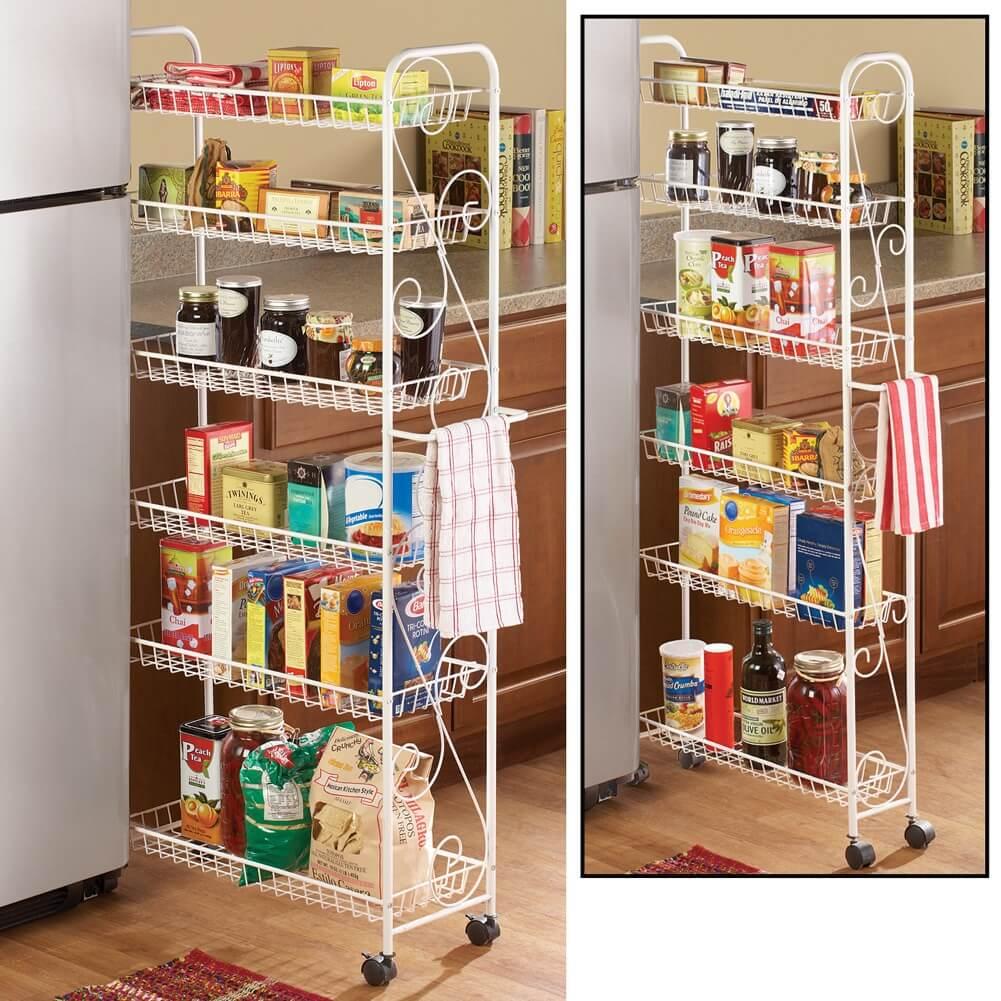 хранение кухонной утвари фото 8