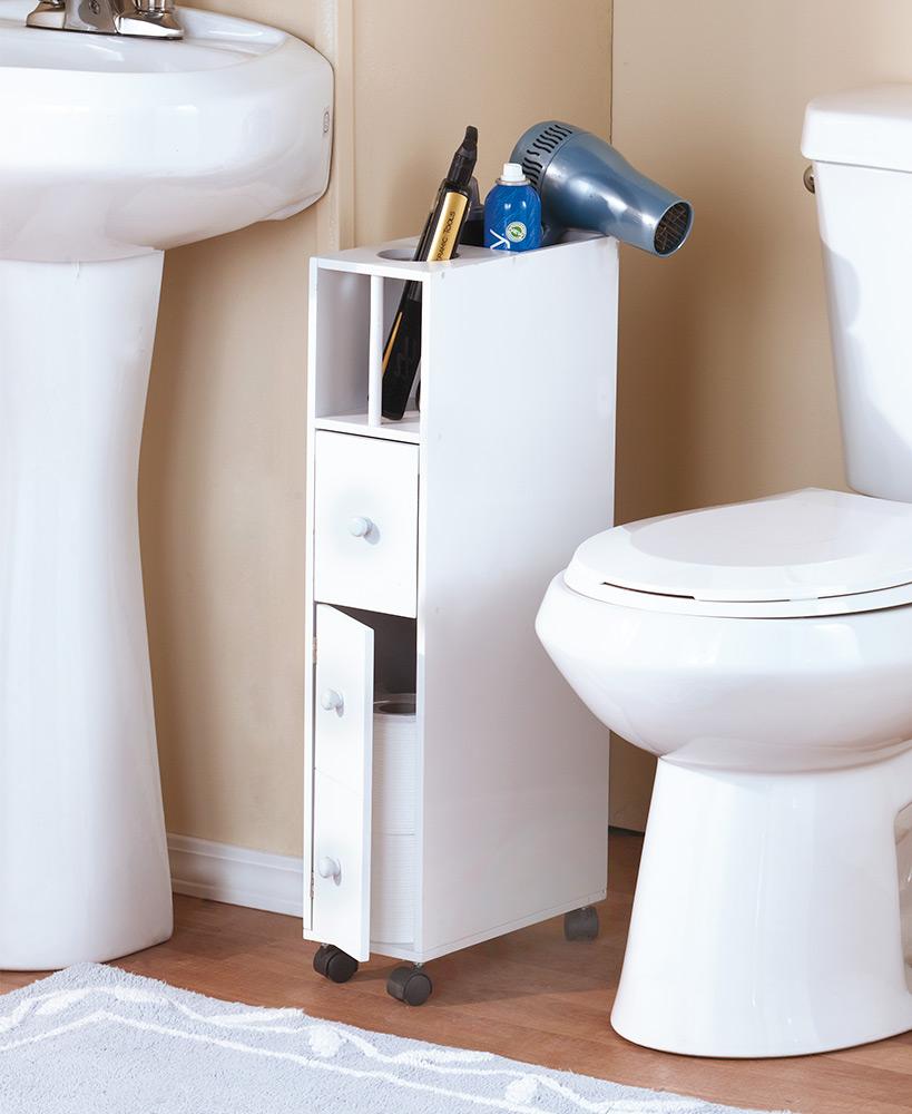 Как организовать порядок в ванной фото 8