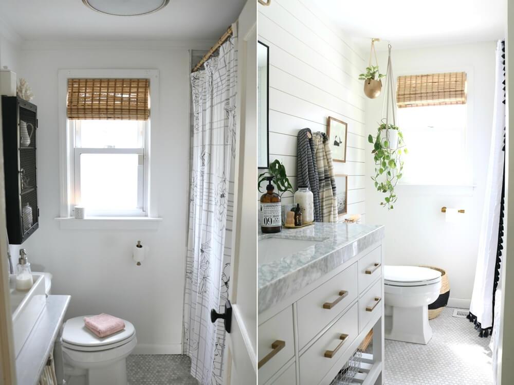 Способы преображения интерьера ванной комнаты фото 8