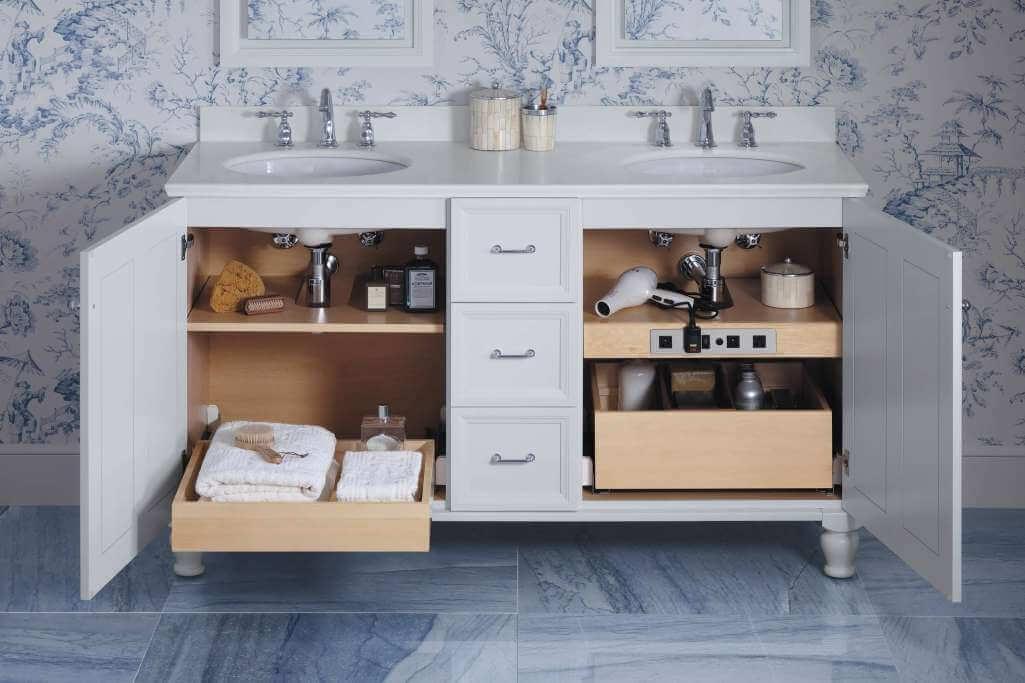 Советы по организации пространства в ванной комнате фото 5