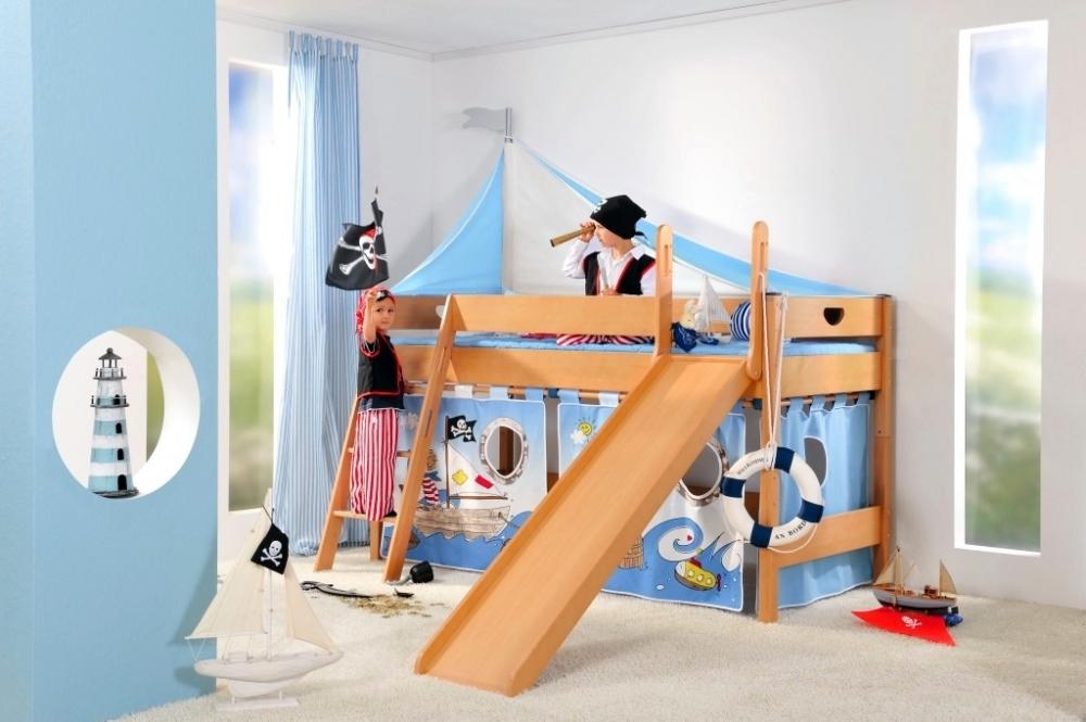 необычные детские комнаты фото 17