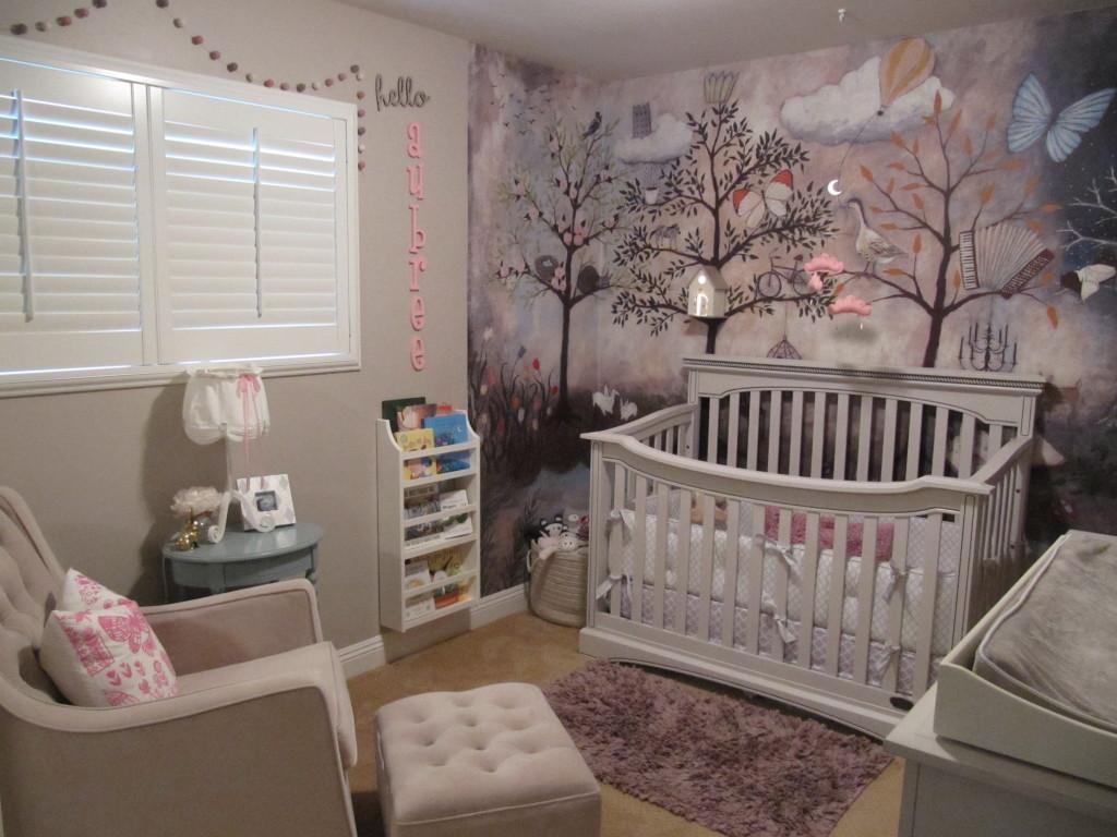 Дизайн интерьера детской комнаты фото 20