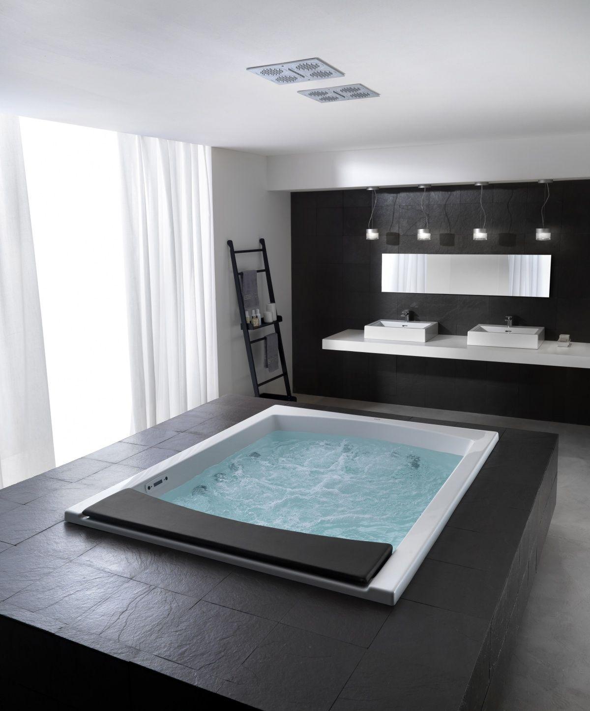 Оригинальные ванные фото 15