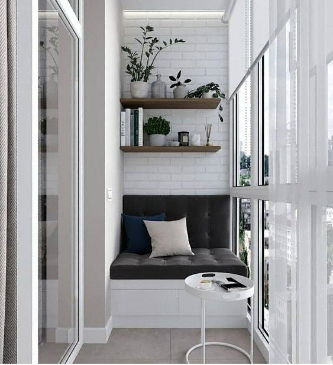 дизайн интерьера балкона фото 3
