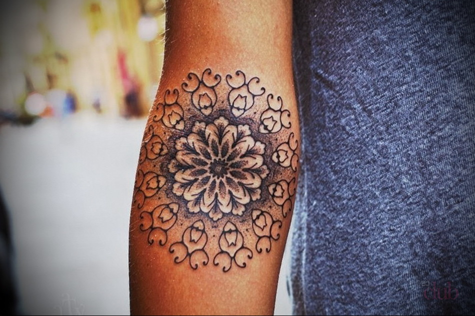 Татуировки-обереги от любого зла фото 11