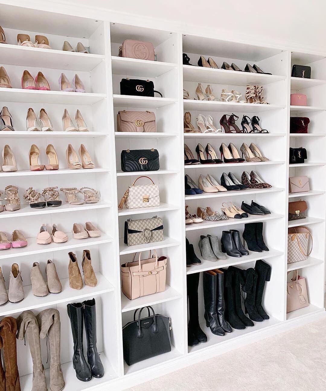 Где хранить обувь фото 9
